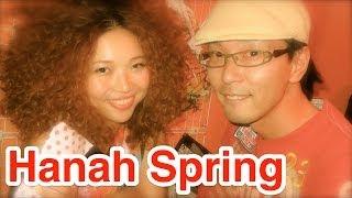 ちょっと前ですが10/17に「Hanah Spring LIVE! Handmade Soul IN OSAKA...
