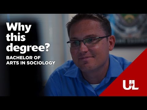 Online B.A. in Sociology: Faculty Testimonial & Program Overview