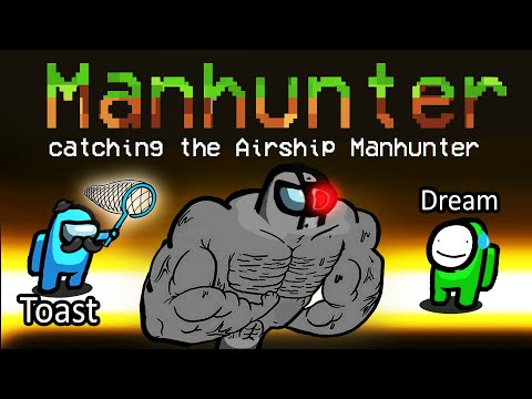 solving the MINECRAFT MANHUNT mystery on Airship...