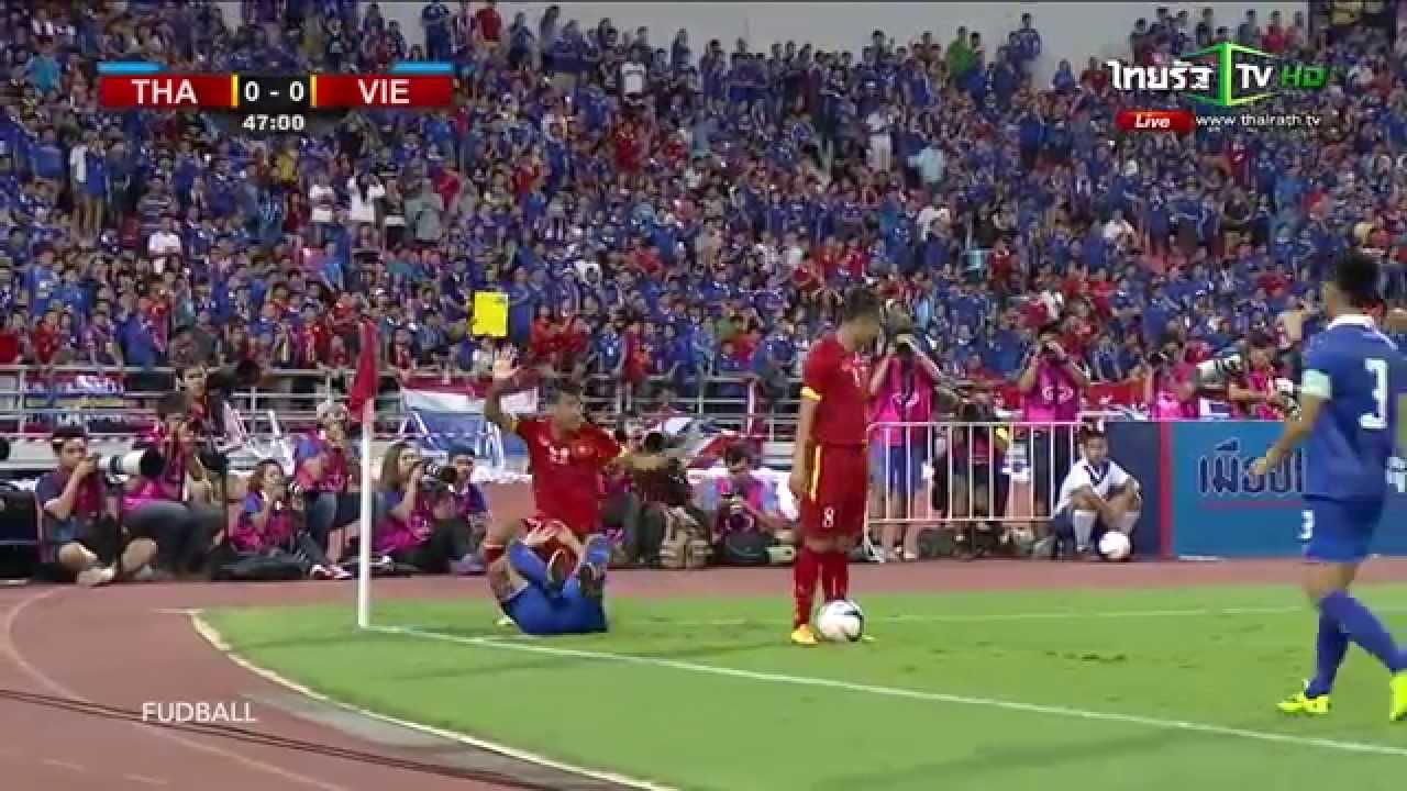 Foul Shots Thailand Vs Vietnam 2018 Fifa World Cup