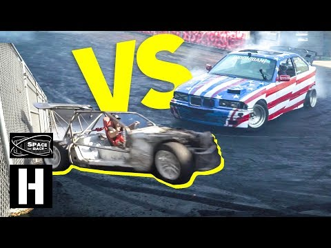 Sh*tcar Vs ShartKart Drag Race! Who Is Faster?
