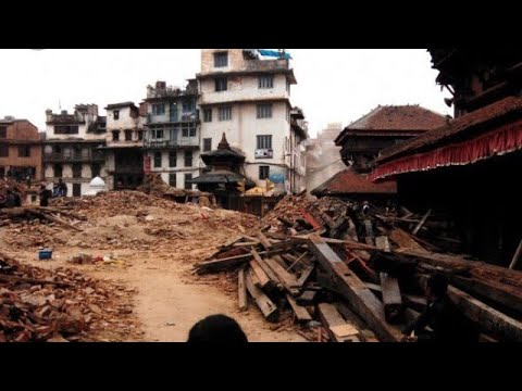 Nepal earthquake Kathmandu Hit by magnitude 47