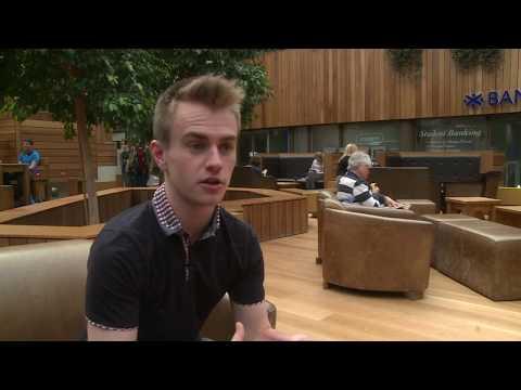 Undergraduate life at Edinburgh