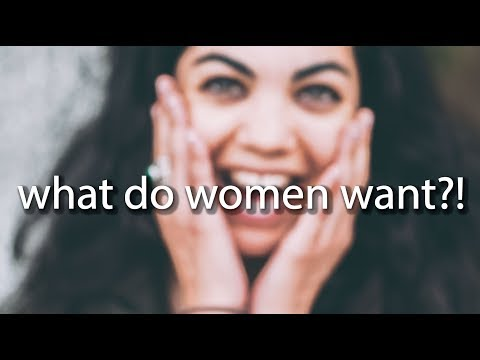 Women Answer An Important Question...