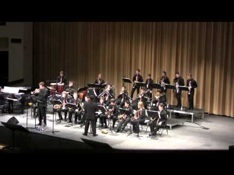 BRASS MACHINE- Jazz Masters 2012 EDHS Jazz 2