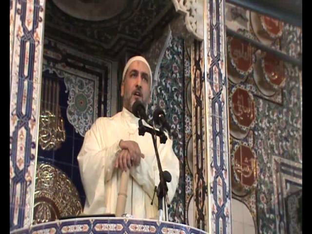 خطبة الجمعة - جددوا العهد مع القرآن - 2017/01/13