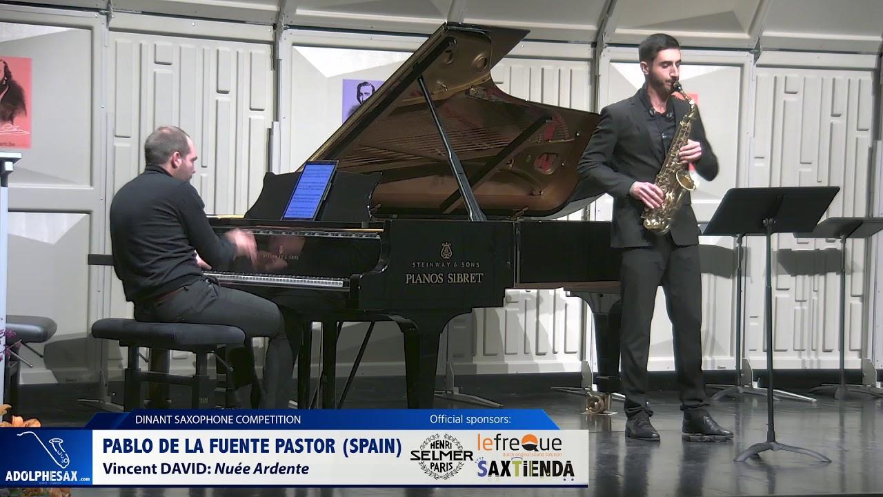 Pablo de la Fuente Pastor (Spai) – Nuée Ardente by Vicent David (Dinant 2019)