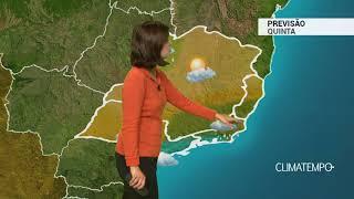 Previsão Sudeste – Tempo muda no RJ e ES