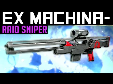 wrath of the machine sniper