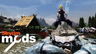 Disney Skyrim! - Top 5 Skyrim Mods of the Week