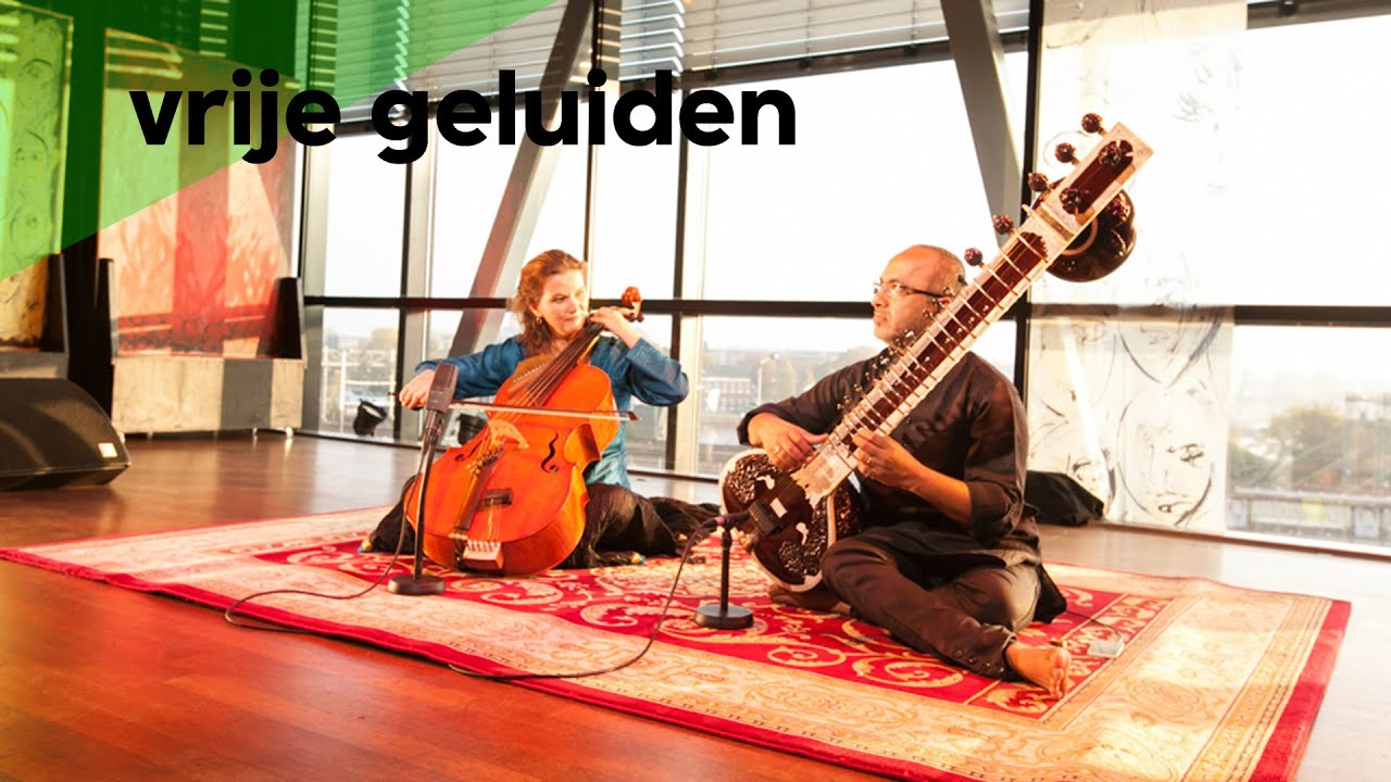 Saskia & Shubhendra Rao - Yatra - the Journey of Life: Birth (live @Bimhuis Amsterdam)