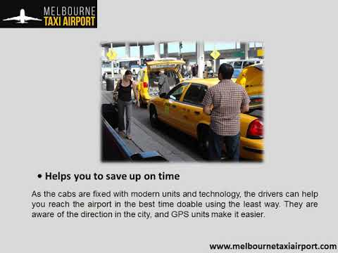 Booking Taxi To Melbourne Airport Transfers