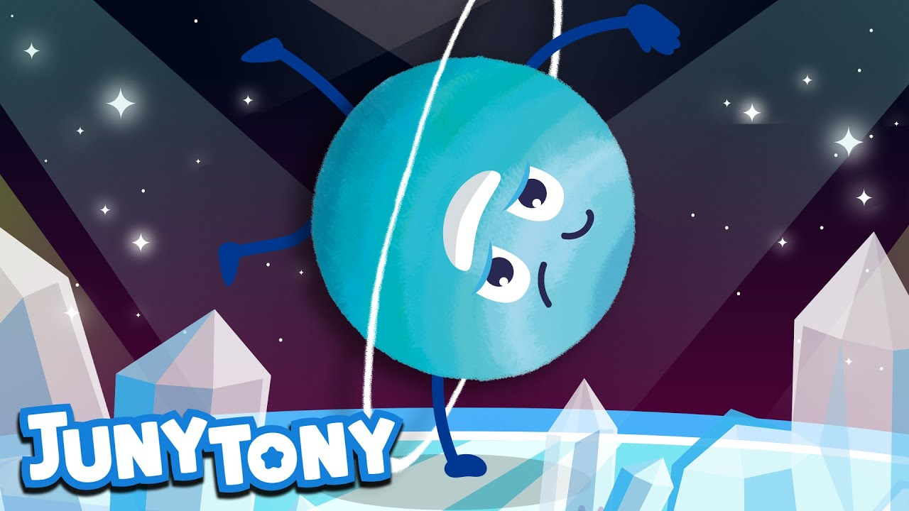 Uranus | Space Song for Kids | Solar System | Planet Song | Educational Song for Children | JunyTony