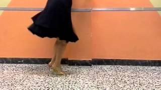 Tango Argentino - Tecnica Donna con Stefania Fogli  16 10 2014b