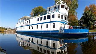 Mini Cruise Ship- Canal Cruise