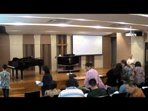 2013 Advanced Choral Conducting Workshop with Dr. Joel Navarro (1)