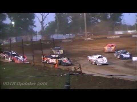UMP/WoO Late Model Heats   Fayette County Speedway   7.1.16