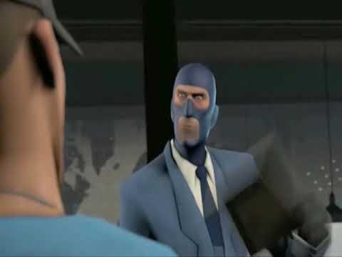 tf2 trailer meet the spy transcript