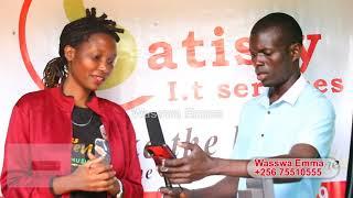 Meet Most Intelligent Girl Who Has  Made An App.For Social media in Uganda