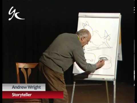 International Storytelling Conference (2011) Andrew Wright