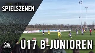Borussia Dortmund - FC Schalke 04 (U17 B-Junioren, Bundesliga West) - Spielszenen | RUHRKICK.TV