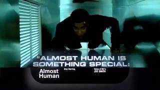 "Almost Human 1x02 - Season 1 Episode 2  ""Skin"""