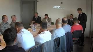 Fenyvesi Zoltán a Fidesz-KDNP ajkai polgármester jelöltje Thumbnail