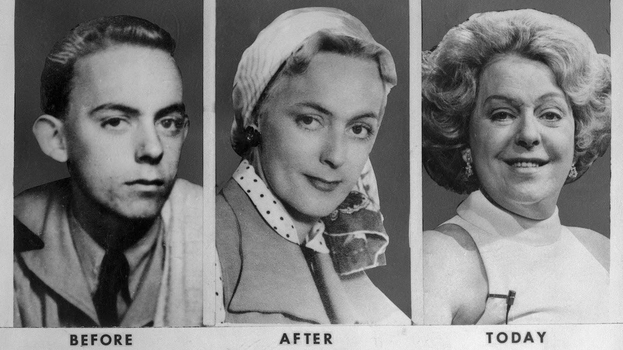 Americas First Trans Celebrity Christine Jorgensen
