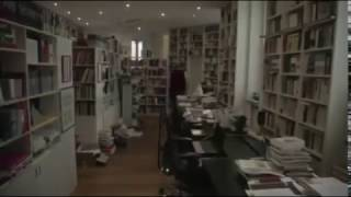 A look inside the private library of Umberto Eco