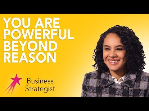 Business Strategist: Advice - Mercedes Gibson Career Girls Role Model