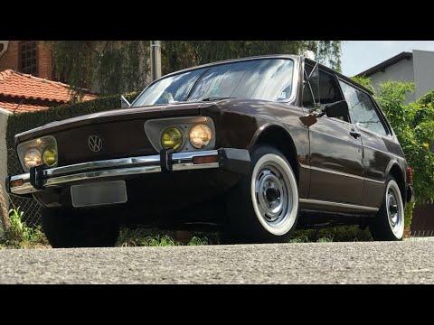 PROJECT CAR - BRASILIA 1979 - 50 MIL KM!