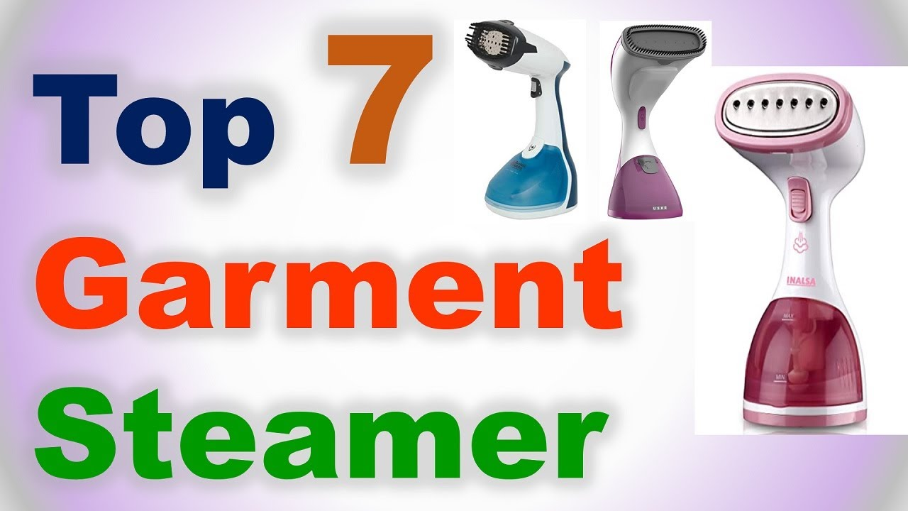 Top 7 Best Garment Steamer in India 2020   Which Garment Steamer is the Best?
