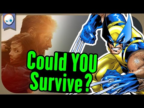 What if You Had Wolverine's Skeleton?  |  Gnoggin