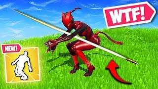 THE *WHIRLWIND* EMOTE IS EPIC! - Fortnite Funny Fails and WTF Moments! #452