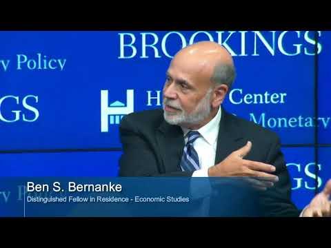 Ben Bernanke On How Inflation Has Changed