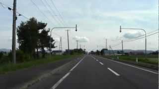 士別町~道の駅 絵本の里けんぶち(剣淵町)