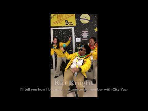 FRESH TEAM OF CITY YEAR: CMS 2018 INTRO