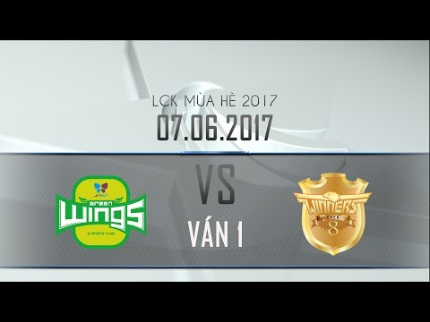 [07.06.2017] Jin Air vs Ever 8  [LCK Mùa Hè 2017][ Ván 1]
