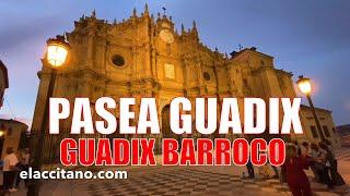 🔵 La catedral Accitana | PASEA GUADIX Barroco