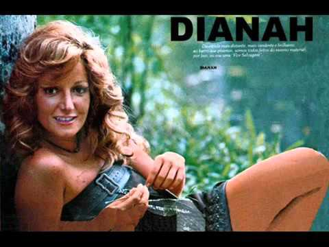 Diana - Foi tudo culpa do amor