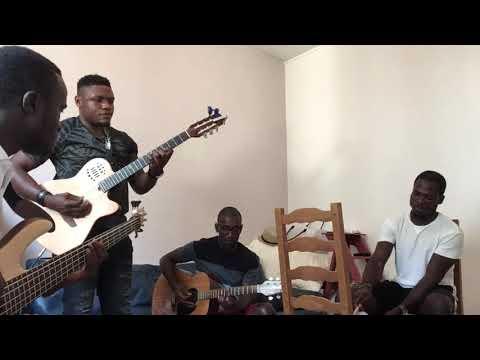 Musique N'a biso (indépendant tcha tcha Congo RD) ( répétition)