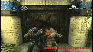 Gears of War 3: Fenix Rising Easter Egg Tutorial: Carcel