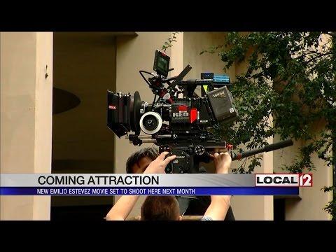 Emilio Estevez to shoot his next movie in Cincinnati