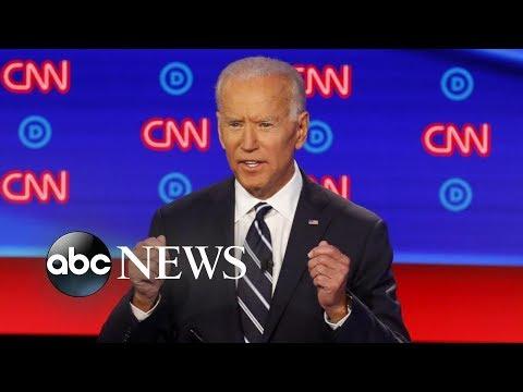Night 2 of Democratic debates, Navy fighter jet crashes, spotlight on Marianne Williamson | ABC News