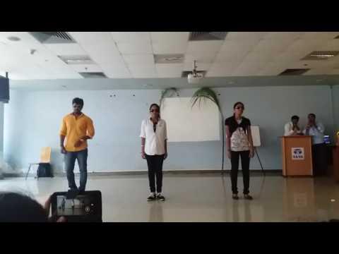TCS Chennai CITI Pongal Celebration 2k17  Group Dance