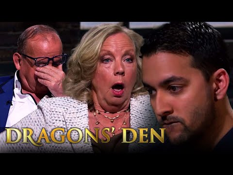 "The Dragons are Blown Back by Entrepreneurs Past ""Where is The Rest of The Cash?"" 