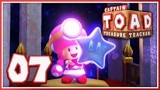 Captain Toad Treasure Tracker Deutsch Part 7: Dem Vogel auf den Fersen!