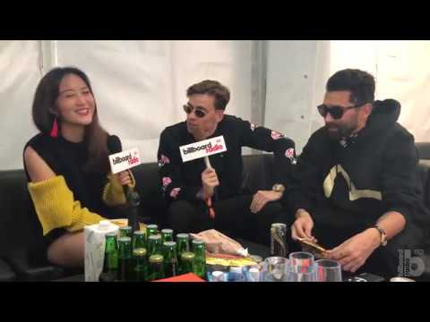 Billboard Radio China presents - Yellow Claw (10 Questions Interview)