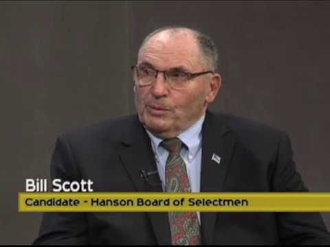 Bring It On feat. Hanson Selectmen Bill Scott, candidate for re-election