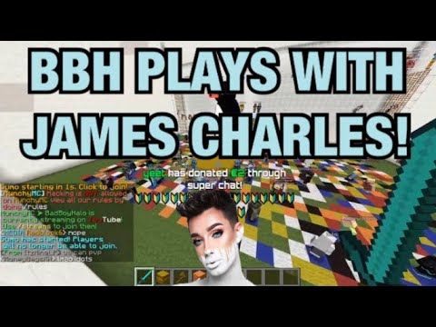 BadBoyHalo Stream Highlights 7/13 | BBH PLAYS WITH JAMES CHARLES!! thumbnail